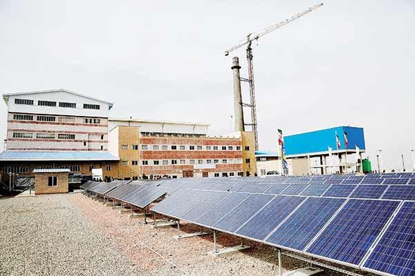  تولید انرژی پاک در پایتخت