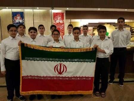 تیم دانش آموزی ایران ۲۳ مدال جهانی ریاضی گرفت
