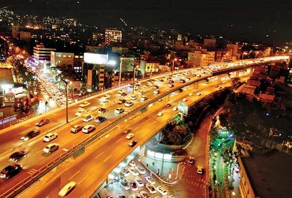 گرهگشایی پروژه صدر از ترافیک پایتخت