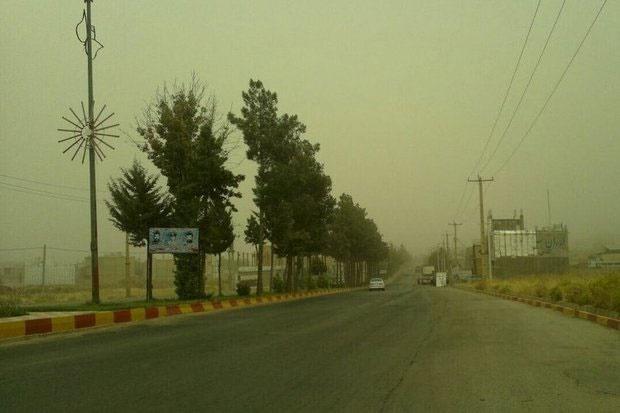 خسارت ۱۰۰۰ میلیارد ریالی ریزگردها به کشاورزی استان ایلام