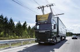 آزمایش اولین بزرگراه الکترونیکی جهان در سوئد