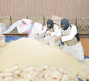 مخدر در عربستان