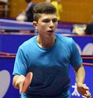 دو مقام سومی امین احمدیان در دو رده جوانان و نوجوانان تنیس روی میز اوپن تایاسانگ چین