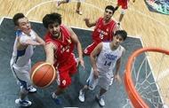 سومین پیروزی بسکتبال ایران در جام ویلیام جونز