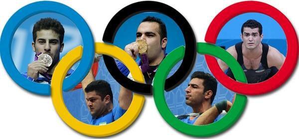 زندگینامه وزنهبرداران المپیکی ایران