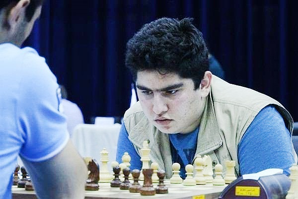 مقصودلو شطرنجباز شماره یک ایران شد | ایران در دره ۴۰ جهان