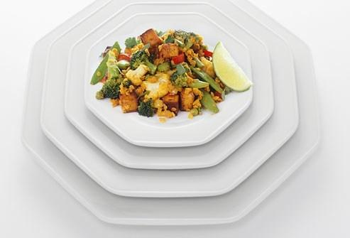 ۶ عادت غذایی سالم برای کاهش وزن