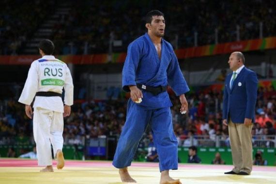 حذف ملایی از جودوی المپیک