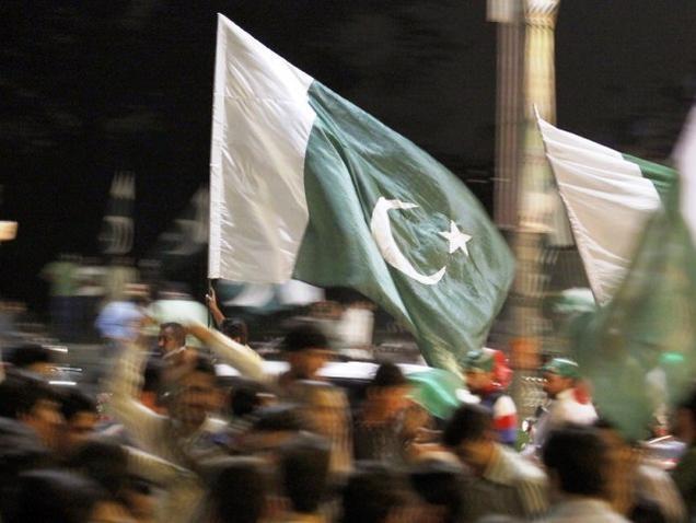 مراسم سالگرد استقلال پاکستان برگزار شد