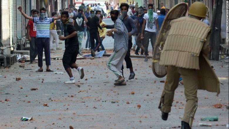 پایان اشغالگری هند، راه حل مشکل کشمیر است