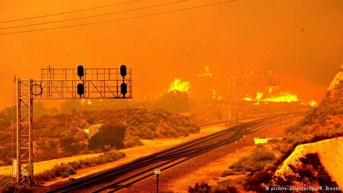 حوادث آتشسوزی,آمریکا ۹۳,آمریکا
