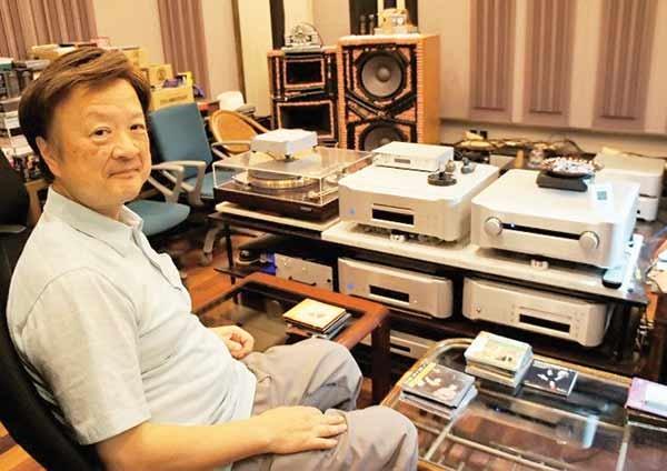 وسواس پیرمرد ژاپنی روی کیفیت موسیقی