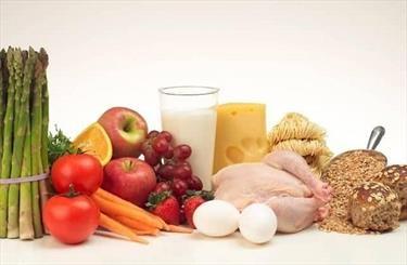 رژیم غذایی کاهش فشار خون مناسب برای درمان نقرس