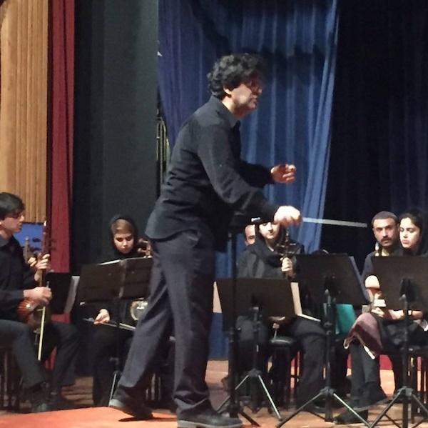 کوروش متین ایرانشهر  گفت وگوی همشهریآنلاین با کورش متین رهبر ارکستر ایرانشهر 16 8 18 14316Matin korosh