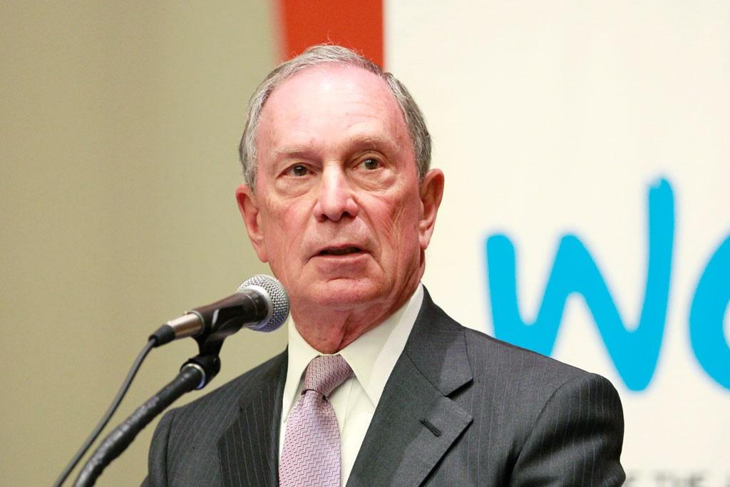 مایکل بلومبرگ، شهردار سابق نیویورک سفیر سازمان جهانی بهداشت شد