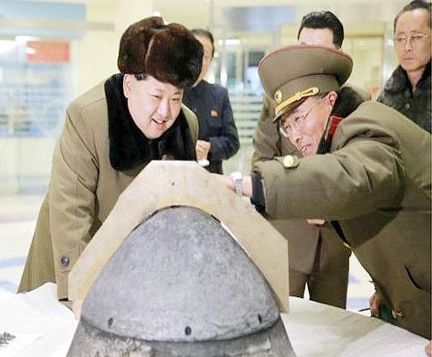 کره شمالی، آمریکا و کره جنوبی را به حمله اتمی پیشگیرانه تهدید کرد