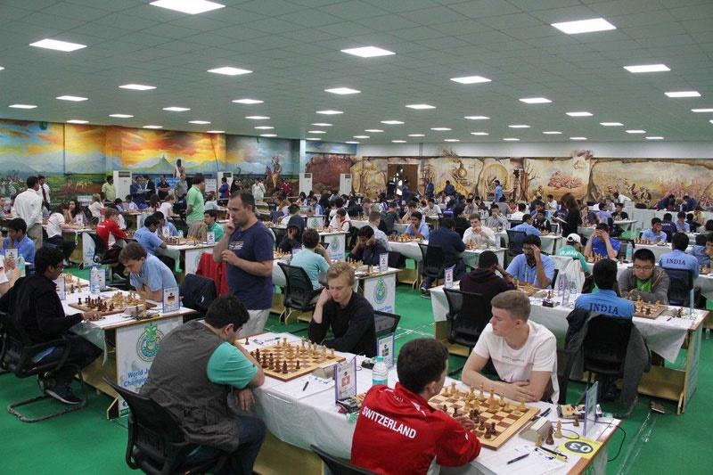 رتبه پنجمی و کسب یک نورم استاد بینالمللی برای ایرانیها در شطرنج قهرمانی جوانان جهان