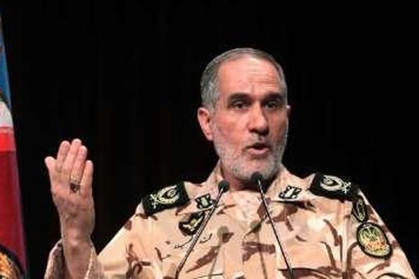معاون فرمانده نزاجا: ارتش در اوج آمادگی است