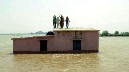 سیل زندگی ۶ میلیون نفر را در مرکز و شرق هند مختل کرد
