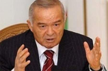 سکته رییس جمهوری ازبکستان