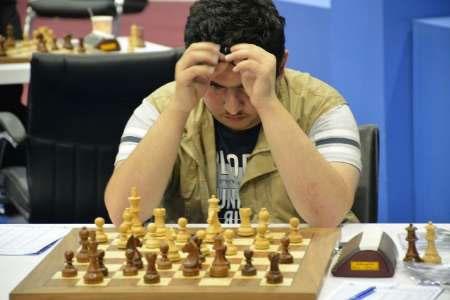 پرهام مقصودلو قهرمان شطرنج بلیتس جام بینالمللی ابن سینا شد
