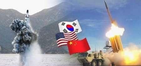 افزایش نگرانیهای چین از سامانه موشکی آمریکا