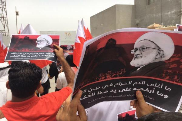 ممانعت آلخلیفه از برگزاری نماز جمعه | برگزاری تظاهرات ضد دولتی در بحرین