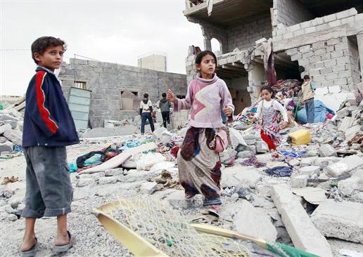 سازمان های بین المللی: محاصره یمن توسط عربستان جنایت جنگی است
