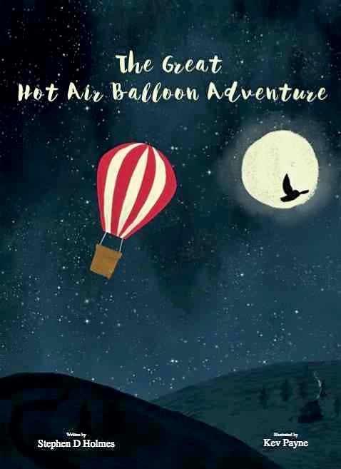 داستان کودکانه برای پروازهای شبانه