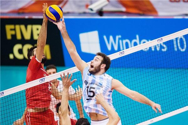 المپیک ریو؛ شکست والیبال ایران مقابل آرژانتین
