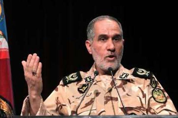 معاون فرمانده نزاجا: توان دفاعی ضامن قدرت سیاسی است