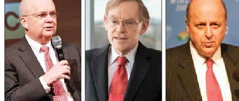 جان نگروپونته، رابرت زولیک و مایکل هیدن از امضا کنندگان این نامه هستند اما ترامپ همه آنها را نخبگان