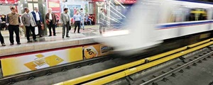 پیشرفت متروی تهران دوشادوش شهرهای جهان