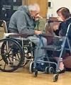 جدایی اجباری زوج ۸۰ ساله