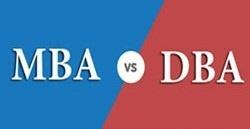 دورههای مدیریت کسبوکار موسوم به MBA و DBA رسمی نیست