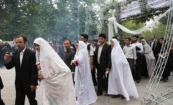 ثبتنام بیستمین مراسم ازدواج دانشجویی آغاز شد