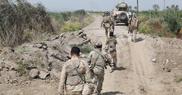 هشدار ارتش عراق به ساکنان موصل درباره نزدیک شدن ساعت صفر