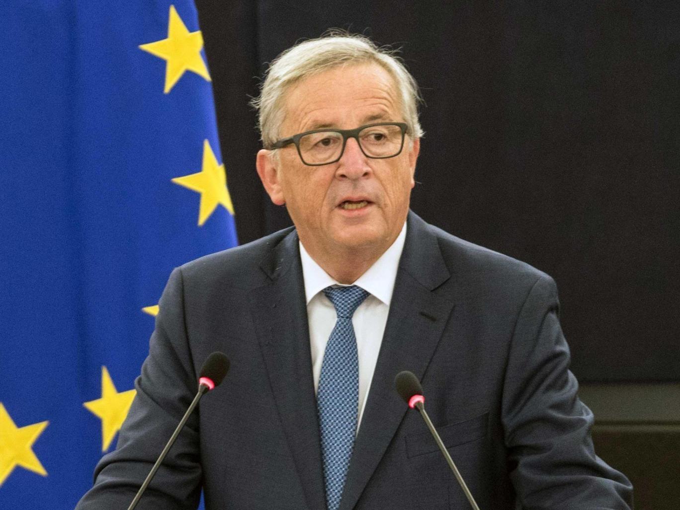 پیشنهاد رئیس کمیسیون اروپا برای تشکیل ارتش مشترک
