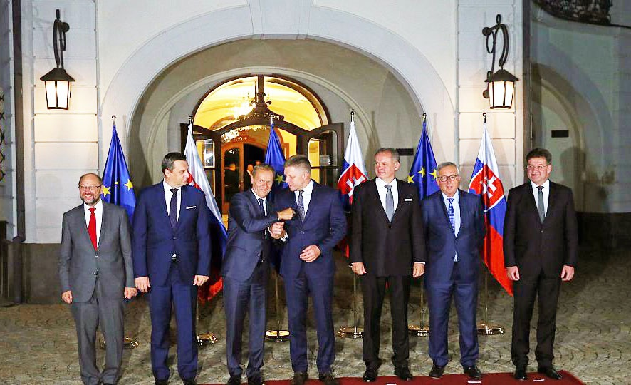 برگزاری اولین نشست سران اتحادیه اروپا پس از برگزیت