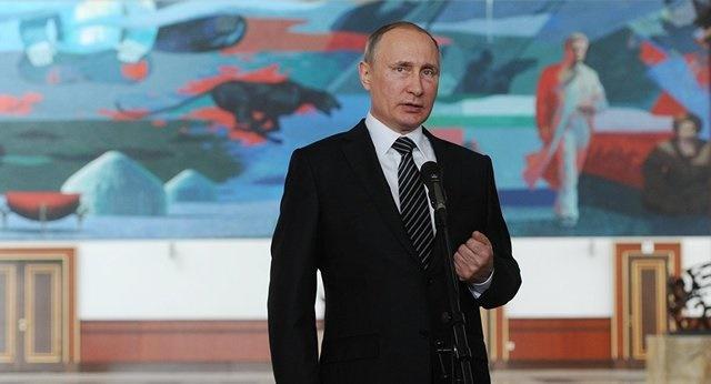 پوتین: آمریکا نمی خواهد جزییات توافق آتش بس سوریه افشا شود