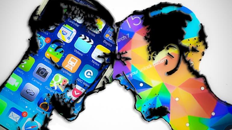 فرصت طلایی برای اپل در رقابت با سامسونگ