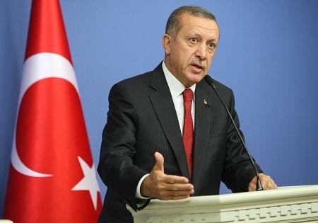 اردوغان: اتحادیه اروپا به وعدهاش عمل نکرد