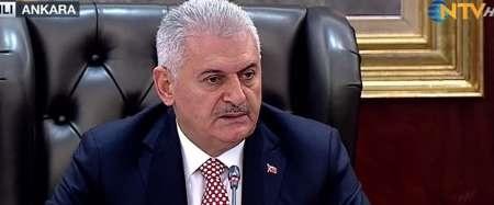 نخست وزیر ترکیه درگذشت اسلام کریم اف را تسلیت گفت