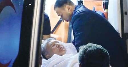 رئیس جمهور قرقیزستان در مسکو بستری شد