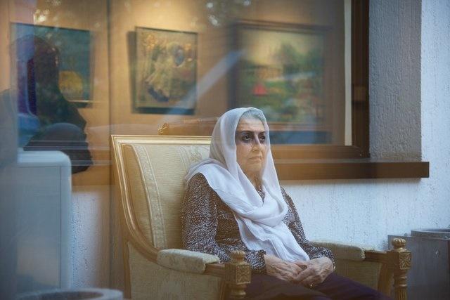 نمایش رویاهای هنرمند ۸۷ ساله در تماشاگر رویا
