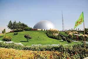 سراسرنمای باغ موزه دفاع مقدس به روی مردم باز شد