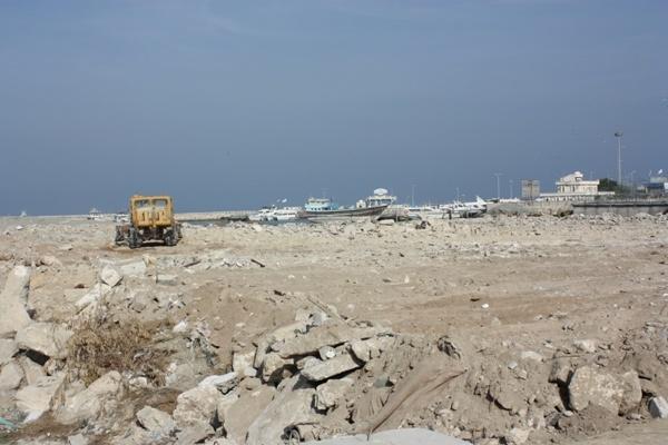 شانه خالی کردن محیط زیست از مسئولیت مقابله با دریاخواری