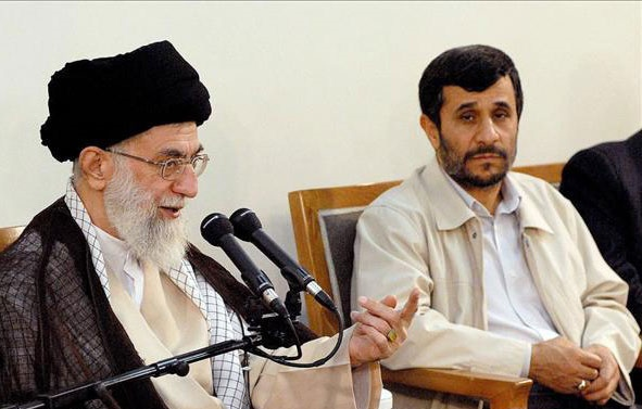 نامه محمود احمدینژاد به رهبر انقلاب: کاندیدا نمیشوم