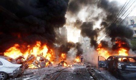 ۱۸ کشته و ۵۶ زخمی در دو انفجار در بغداد