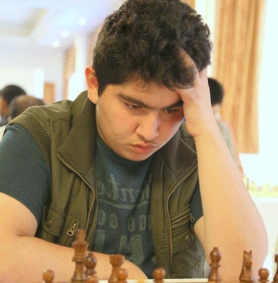 پرهام مقصودلو خارج از نوبت استاد بزرگ شطرنج شد